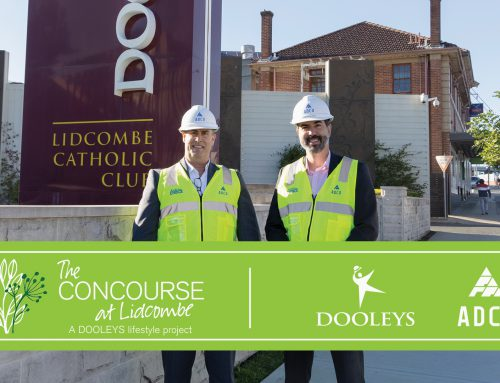 Appointment of ADCO Constructions